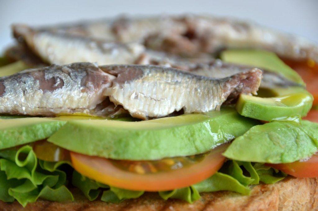 sandwhich conserve acciughe ricetta tradizionale